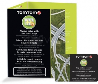 TOMTOM 1-YEAR-MAPS